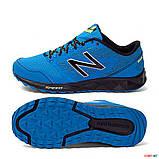 Кросівки New Balance MT590RY2 світло синій, фото 3