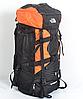 Туристический рюкзак The North Face на 80 литров (оранжевый,красний,серий,салатовий), фото 2