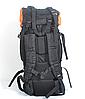 Туристический рюкзак The North Face на 80 литров (оранжевый,красний,серий,салатовий), фото 5