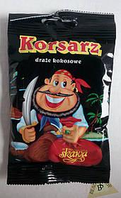 Драже кокосовые Корсар ,70 гр