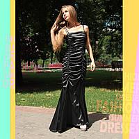 """Вечернее платье """"Опера"""", 44-46, чёрный"""