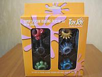 Набор эрекционных колец известной голландской марки Toy Joy