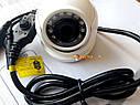 MHD-видеокамера купольная Atis AMVD-1MIR-10W/3.6, фото 2