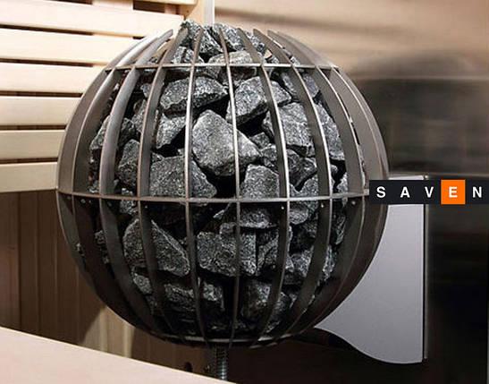 Стенной кронштейн HGL2 для электрической каменки Harvia Globe GL110/110E, фото 2