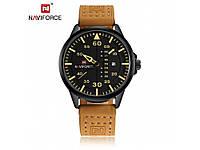 Яркие модные часы Naviforce для вашего мужчины. Отличное качество. Доступная цена. Дешево. Код: КГ913
