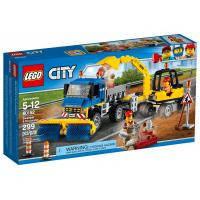 Конструктор LEGO City Уборочная техника (60152)