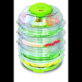Сушилка для продуктов Saturn ST-FP0113-6 салатовая-прозрачная