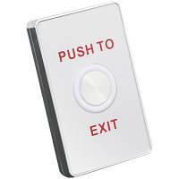 Кнопка выхода PBS-821A(LED) пьезоэлектрическая