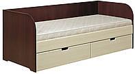 Детская односпальная кровать классик м