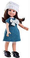 Кукла Paola Reina Клео в синем 32 см (04444)