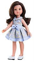 Кукла Paola Reina Керол в голубом 32 см (04407)