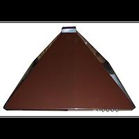 Вытяжка Фортуна Турбо Profit M ПВЕП-002 60х50 3 коричневая глянец