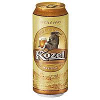 Пиво Kozel 10% 0.5 л ж/б