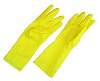 Перчатки резиновые с внутренним напылением