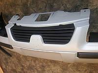 Бампер передний в сборе на Саманд EL, LX