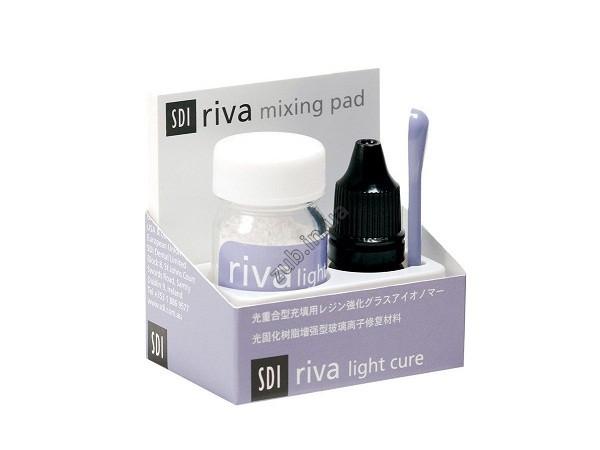 Стеклоиономерный цемент SDI Riva LC \ Light Cure