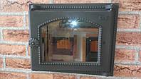 Чугунные каминные дверцы SVT 451