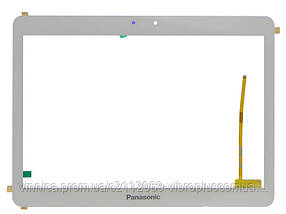 "Тачскрин (сенсор) AINOL Novo 10,1"" AX 10 Pro (p/n: SG5523A-FPC-V0 ), white (белый)"