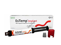 Фиксирующий цемент Spident EsTemp Implant
