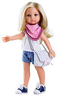 Кукла Paola Reina Клаудия с сумочкой 32 см (04441)