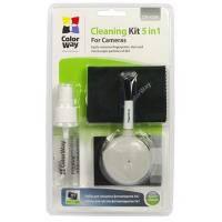 Чистящий набор для фотоаппаратов ColorWay 5в1 Cleaning Kit for Cameras (CW-4206)