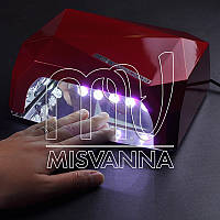 УФ лампа CCFL+LED DIMOND на 36 Вт (dark red)