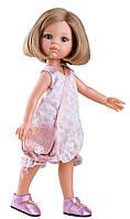Кукла Paola Reina Карла в розовом 32 см (04405)