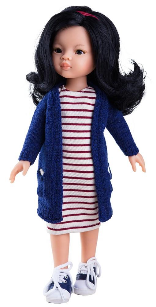 """Кукла Paola Reina Лиу 32 см (34443) - Интернет-магазин игрушек """"Parktoys-парк игрушек"""" в Днепре"""