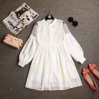 Изумительное белоснежное платье, фото 1