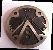 Клапанная плита в комплекте AirCast LB50-2, LB75-2