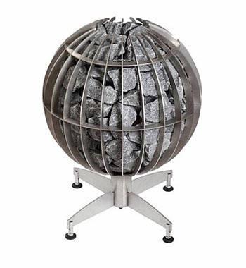 Стойка низкая HGL5  для электрической каменки Harvia Globe, фото 2