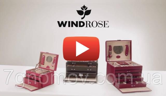 Обзор шкатулок для украшений Windrose