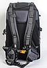 Рюкзак туристический The North Face на 50 литров(каркасный) - темно-синий, черный, фото 5