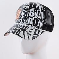 Модная кепка 2017 с рисунком