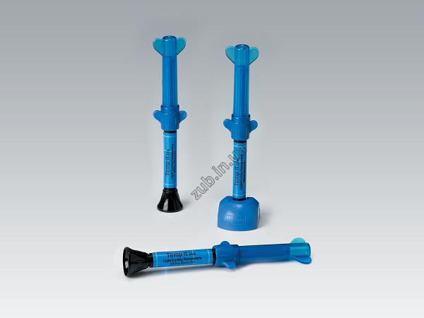 Временный пломбировочный материал Spident Temp it LC Blue