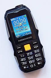 Противоударный LAND ROVER Newmind F6000 dual  2600 mAh  black