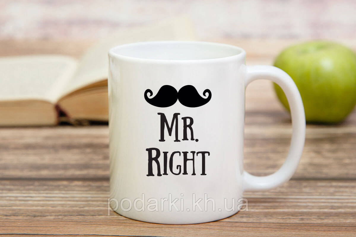 Чашка Настоящего джентельмена