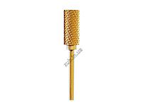Фреза для ногтевого сервиса золотистая 1160