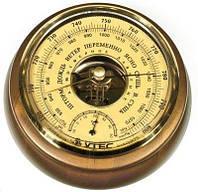 Барометр настенный утес бтк сн 14, механический, с термометром