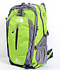 Рюкзак туристический The North Face на 50 литров(каркасный) - салатовый, фото 2