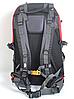 Рюкзак туристический The North Face на 50 литров(каркасный) - красный, фото 5