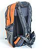 Рюкзак туристический The North Face на 50 литров(каркасный) - оранжевый, фото 5