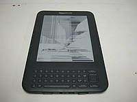 Б/у электронная книга AmazonKindle D00901 на запчасти (батарея, материнская плата, разбитый экран, корпус), фото 1