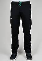 Спортивные брюки Puma Mercedes 3434 Чёрные