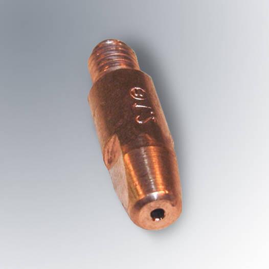 Наконечник токосьемный для полуавтоматов (М6, М8, М10)