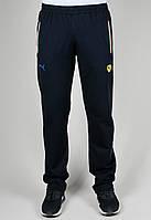Спортивные брюки мужские Puma Ferrari 3444 Тёмно-синие