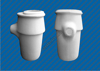 Тигель керамический Алои Владмива, фото 1
