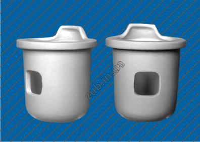 Тигель керамический ВЧИ-10 Владмива