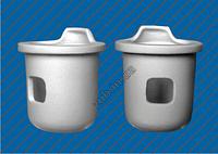 Тигель керамический ВЧИ-10 Владмива, фото 1