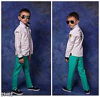 Детские весенние джинсы